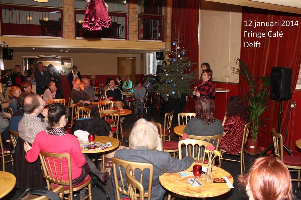 Fringe Café Delft