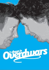 Flyer voorstelling Overdwars